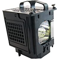 Mitsubishi 915P049020 Projector TV Assembly with OEM Bulb and Original Housing