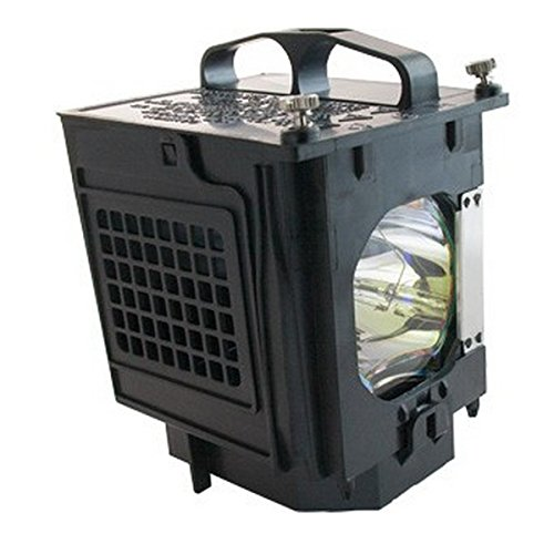 Mitsubishi WD65831 Rear Projector TV Assembly with OEM Bu...