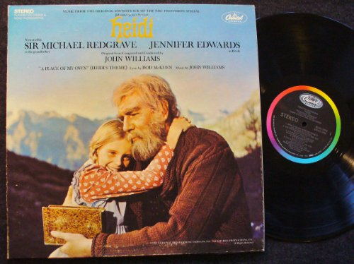 Heidi / Music From the Original Soundtrack of the NBC Television Special (Heidi Vinyl)
