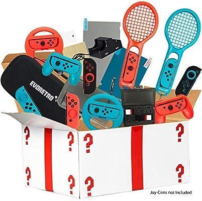 Ultimate Accessories - Juego de accesorios para Nintendo Switch ...