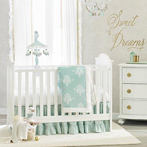 Bouquet 4 Piece Crib - Lambs & Ivy Signature Emi 4 Piece Bedding Set