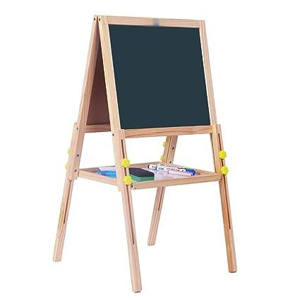Caballete Madera Pequeña Niños Pintura De Arte Pantalla De ...