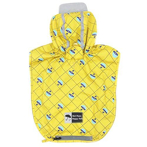 kyeese Dog Raincoat Antidroplet