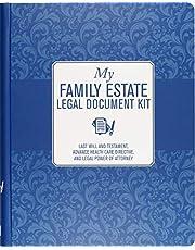 My Family Estate Legal Document Kit