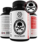 | Death Wish Supplements ANABOLIC Post Cycle | Liver Support |Liver Cleanse Detox & Repair Formula | Natural Complex | Post Cycle Therapy Supplements | Best Post Cycle Support Complex