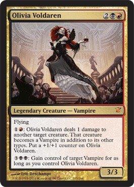 Buy magic: the gathering olivia voldaren innistrad