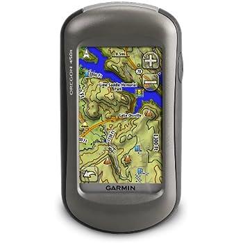 Garmin Oregon T Handheld Gps Navigator