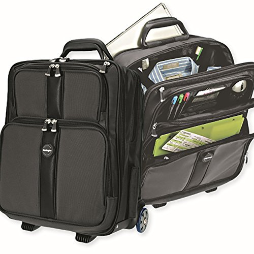 - Kensington Overnight Rolling Laptop Bag (K62903A)