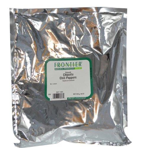 Chili Pepper, Chipotle (Smoked Jalapenos) Powder, 1 lb. - Bulk