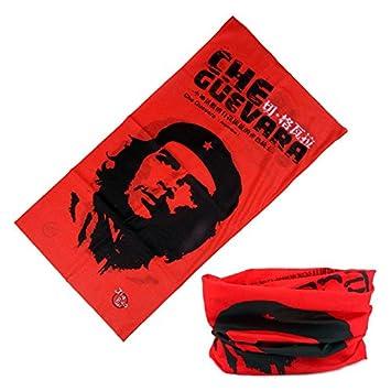 Neverland Kopftuch Bandana Halstuch Schlauchschal Haarband Motorrad Biker Sport 17 Farbe