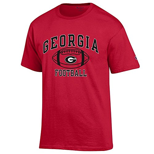 Georgia Bulldogs Football TShirt Red - XXL