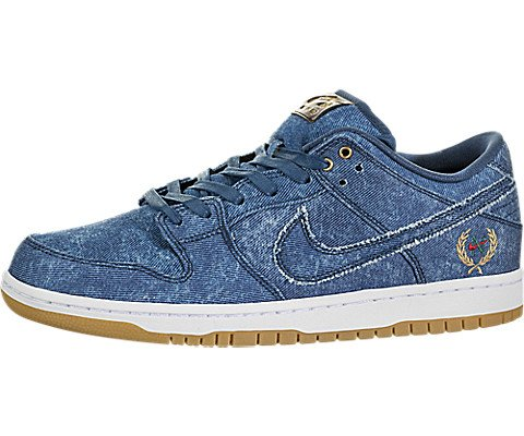 (Nike Men's SB Dunk Low TRD QS Skate Shoe (10) )