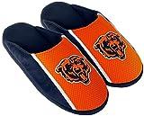 Chicago Bears NFL Mens Jersey Slide Slipper Adult Sizes