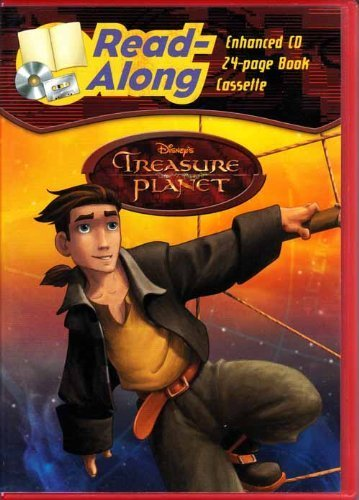Treasure Planet Read-along