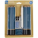 Artist's Loft Fundamentals Sketching & Drawing Set