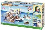 Sylvanian Families 5206 Seaside Cruiser House Boat, Multicolor