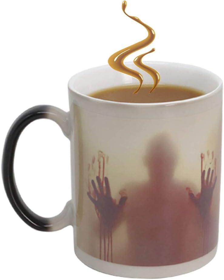 Drôle Plombier Changeant Couleur Thé Tasse de Café 11 OZ environ 311.84 g wellcoda