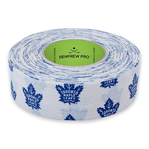 Renfrew NHL Team Cloth Hockey Tape (Toronto Maple Leafs)
