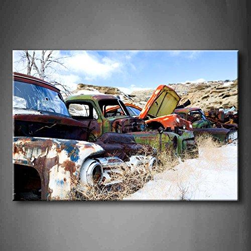 classic car canvas - 9