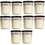 Scented Soy Candle, Large Glass, Lavender, 7.2 Oz, 10 Count