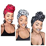 Adeyemi African Headwrap Collection ( 3 headwraps)