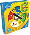 ThinkFun Yoga Spinner Yoga Game for Kids - Award Winning Game for Yoga Loving Parents and their Kids