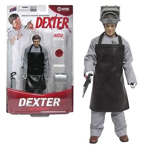 Bif Bang Pow! Dexter 7 Inch Action Figure Dexter In Jumpsuit