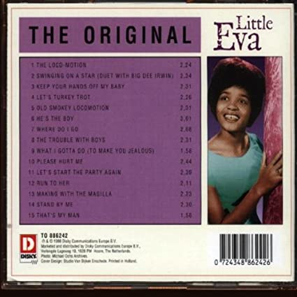 The Original Little Eva Amazonde Musik
