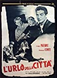 Cry of the City (1948) ( The Chair for Martin Rome ) [ NON-USA FORMAT, PAL, Reg.0 Import - Italy ] by Richard Conte