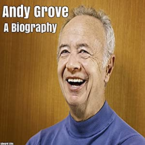 Andy Grove Audiobook
