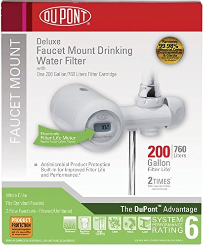Dupont faucet water filter | Home & Garden | Compare Prices at Nextag