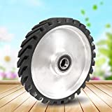 "8"" / 12"" Contact Wheel Serrated Contact Rubber"