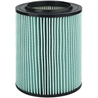 SaferCCTV Hepa Vacuum Cleaner Filter for Craftsman 9-17912 - Use with Most 5 Gallon and Larger Vacuums Made After 1988