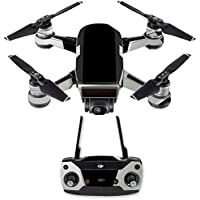 Skin for DJI Spark Mini Drone Combo - Soccer Ball| MightySkins Protective, Durable, and Unique Vinyl Decal wrap cover | Easy To Apply, Remove, and Change Styles | Made in the USA