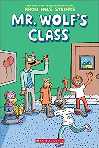 Image result for mr. wolf's class amazon