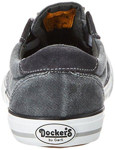 200 30st024 Grau 790200 Zapatillas by para Hombre Dockers Gerli Gris 6zHRp