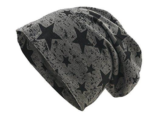 Set y de Gris shenky negro caídos punto 2 gorros de 4OqFxXn8Fd