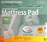 Biddeford Heated Mattress Pad Full