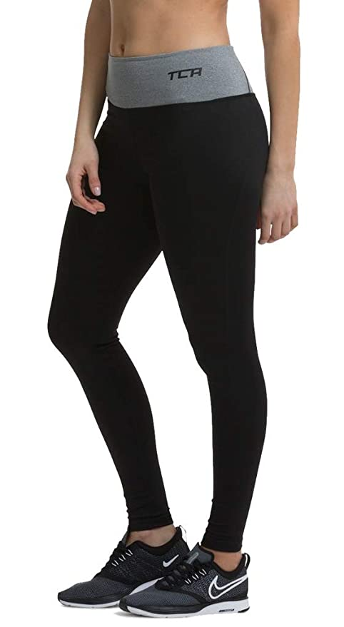 TOTAL TCA Leggings Lunghi da Corsa PRO Performance Supreme
