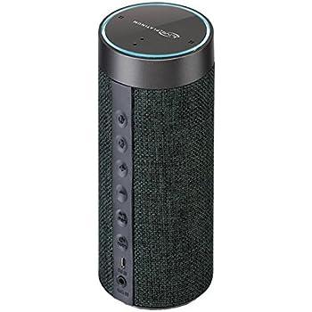 iLive Platinum ISWFV387G Bluetooth(R) Speaker with Amazon(R) Alexa(TM)