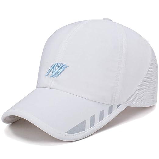 woyaochudan Sombrero Gorra de béisbol para Exteriores de ...