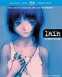 Serial Experiments Lain: Complete Series (Blu-ray + DVD)