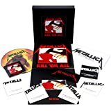 KILL EM ALL: REMASTERED DELUXE BOX SET (4LP + 5CD + DVD + BOOK)