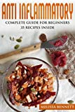 Anti Inflammatory Diet Cookbook for Beginners