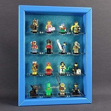 Caja para Figuras Vitrina de Colección para Lego Serie 8805 Minifiguras Serie 5 sin Figuras: Amazon.es: Juguetes y juegos