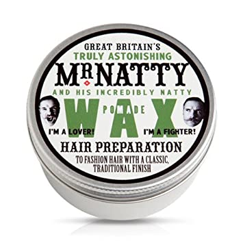 Mr Natty Natty's Pomade Wax Hair Preparation: Amazon.in: Beauty