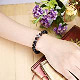 JOVIVi Tiger Eye Stone Bracelet