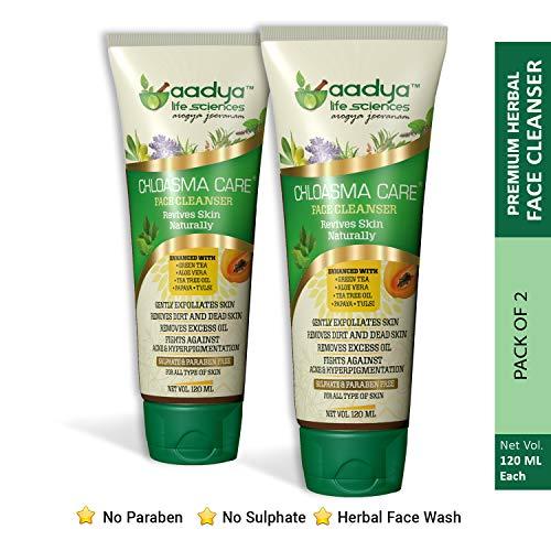 Aadya Chloasma Care Face Wash (Pack of 2)