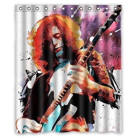 Led Zeppelin SKCASE Custom Shower Curtain 60x72 Inch