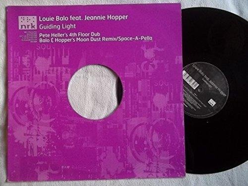 LOUIE BALO ft JEANNIE HOPPER Guiding Light 12